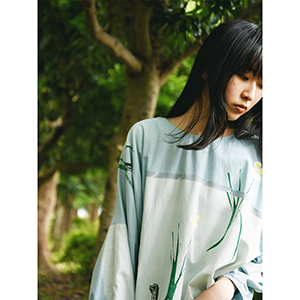over shirt 「ラッパ水仙」_05