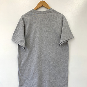 [完全受注生産品]Nathalie Wise collaboration Tshirt grey Special「No.」_02