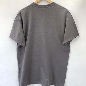 [完全受注生産品]Nathalie Wise collaboration Tshirt charcoal Special「街風」_02