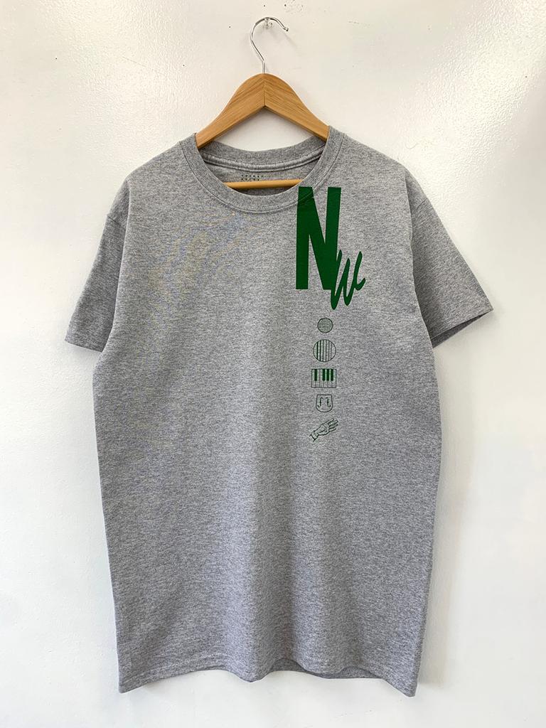 [受注受付終了]Nathalie Wise collaboration Tshirt grey