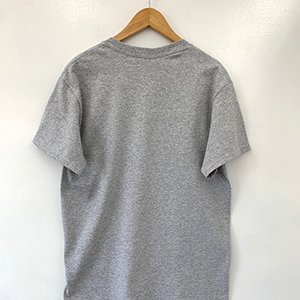 [受注受付終了]Nathalie Wise collaboration Tshirt grey_02