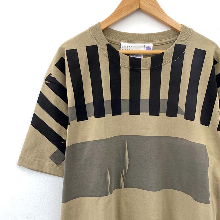 T-shirts 「Stripe」_05