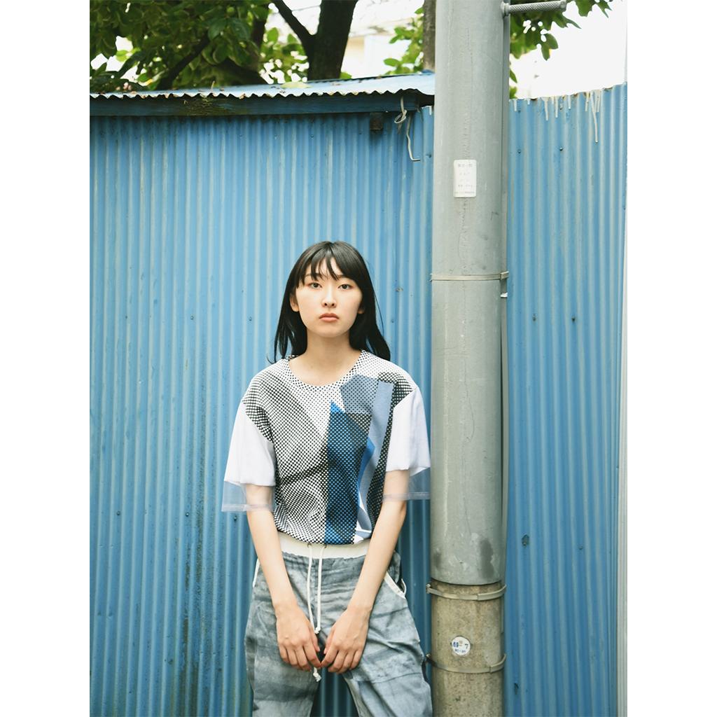 Tull T-shirt blue & gray_06