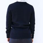 V neck knit_02