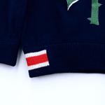 V neck knit_04