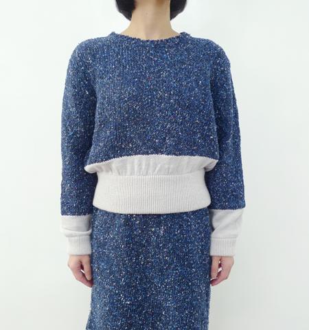 <50% OFF>short knit