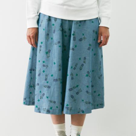 gum skirt