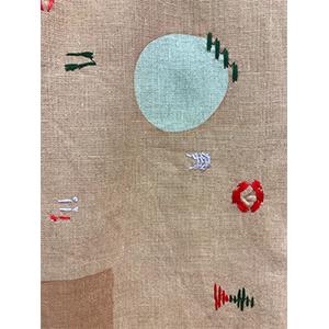 「傘のむこう」イイダ傘店コラボレーションアイテム pant 「朝焼けの星空」_03