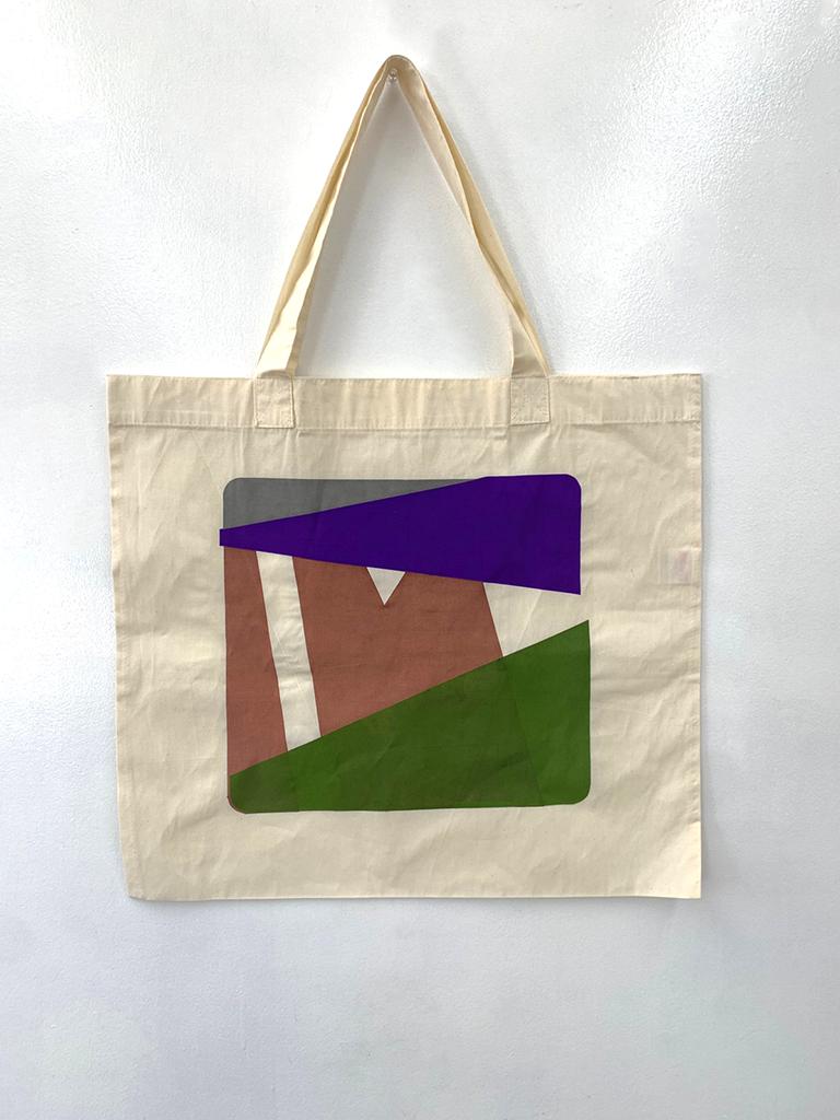 tote bag 「朝の窓」